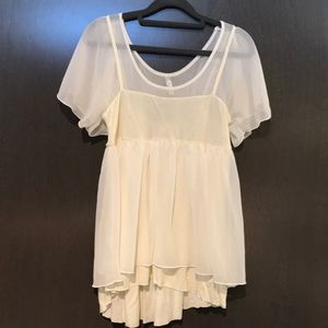 Unworn blouse dress for sale.